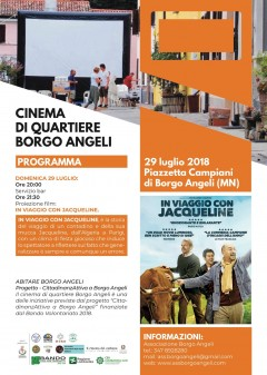 Cinema di Quartiere - In viaggio con Jacqueline